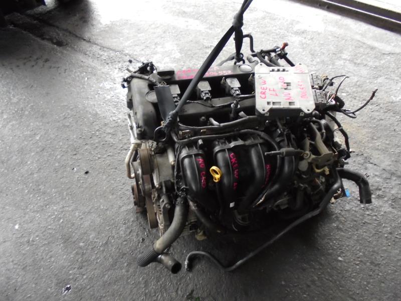 двигатель MAZDA PREMACY CREW