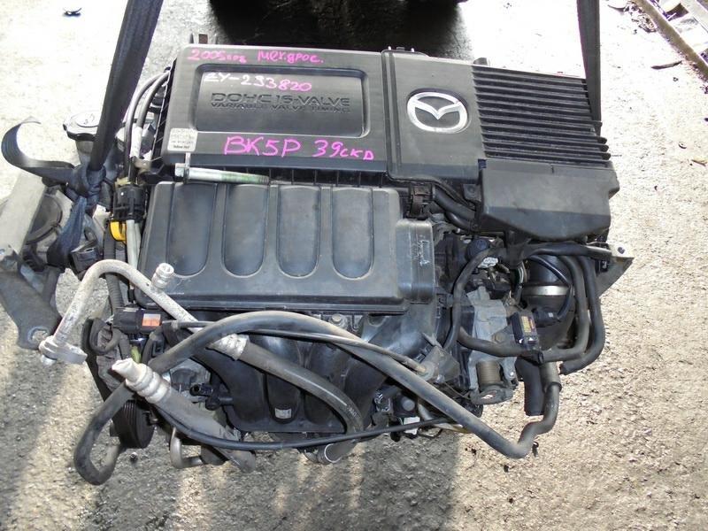 двигатель MAZDA AXELA BK5P