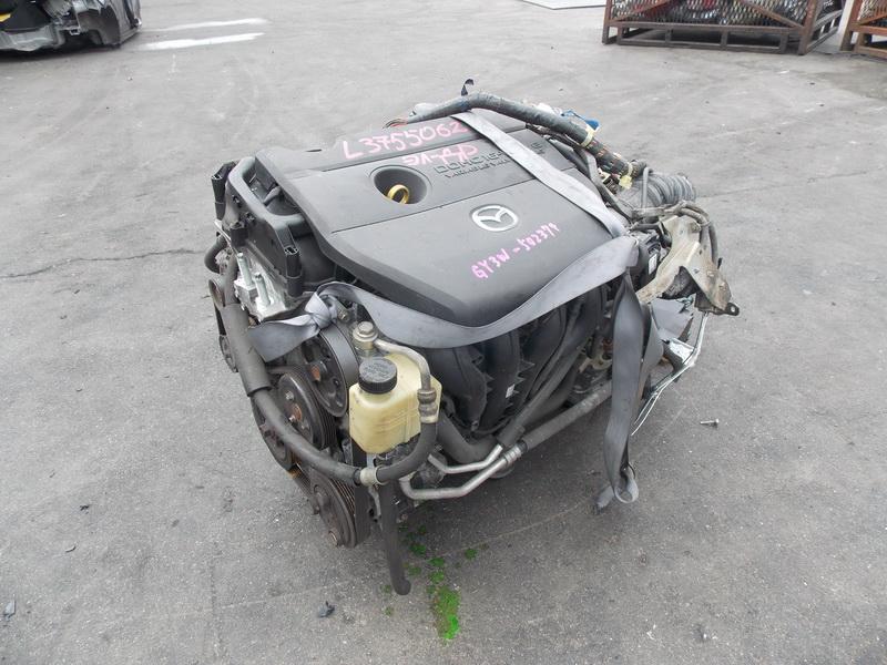 двигатель MAZDA ATENZA GY3W